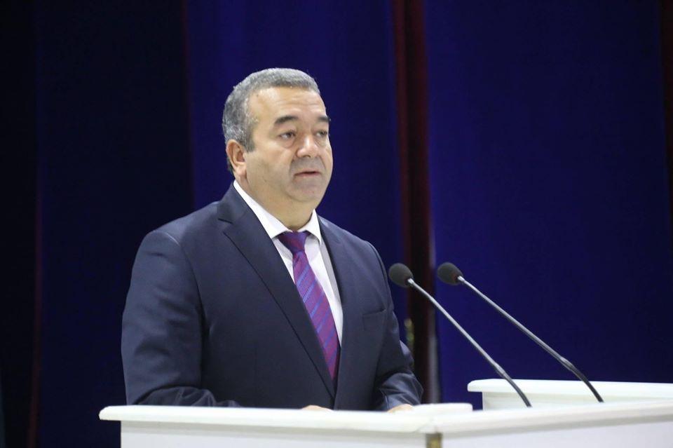 Курбон Хакимзода-Рузи Президент
